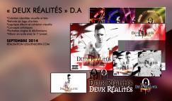 Plaquette Deux Réalités   Sept. 2014