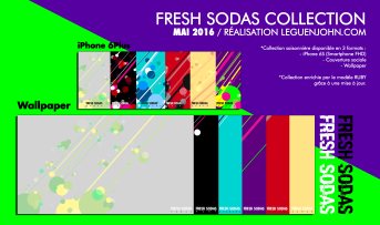 Plaquette Fresh Sodas | Mai 2016