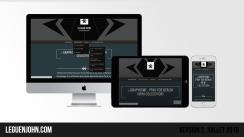 Site web LG John (Version 2) | Juillet 2016