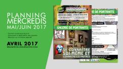 Plaquette Crocq'Vacances   Avr. 2017
