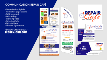 Plaquette RC Retiers | Service civique 2016-2017