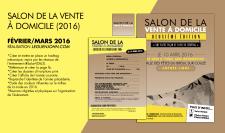 Plaquette Salon VDI'16 | Fév./Mars 2016