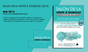 Plaquette Salon VDI'15 | Mai 2015