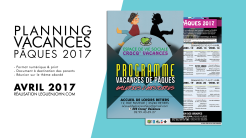 Plaquette Crocq'Vacances | Avr. 2017