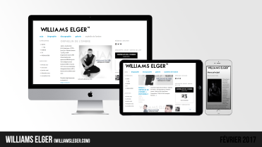 Site web Williams Elger (Version 2) | Fév. 2017