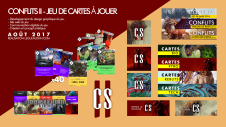 Plaquette « Conflits II » | Eté 2017