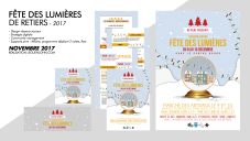 Plaquette « Fête des lumières - 2017 » | Novembre 2017